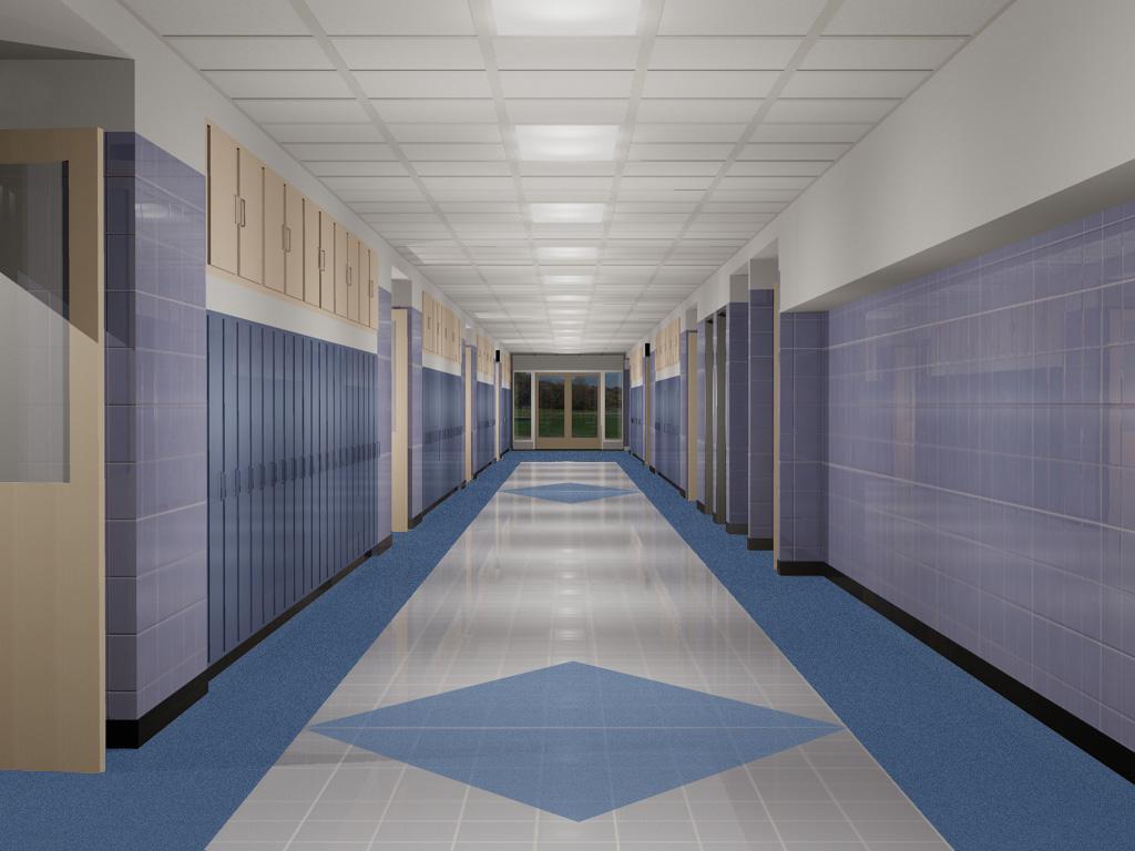 Tile Hallway Design Ideas